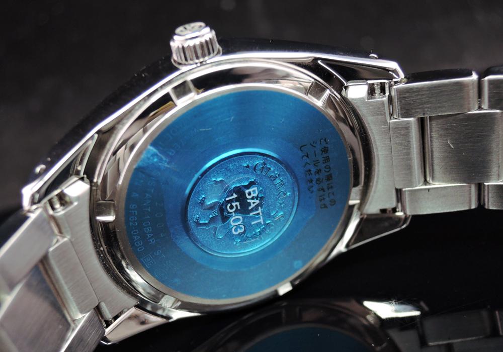 detailed pictures a2033 c6392 グランドセイコー GRAND SEIKO SBGX073 腕時計 メンズ クォーツ ...