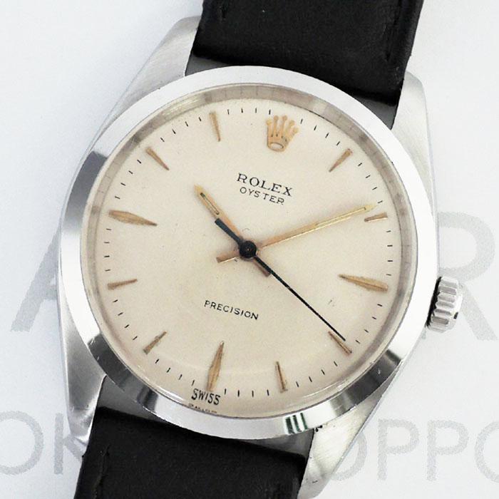 the latest e129d 63594 ロレックス ROLEX オイスター プレシジョン 6424 ゴールド ...